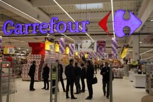 Inaugurare Carrefour Timișoara