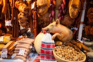 carnati porc