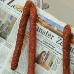 Degustare carnati Radna 10