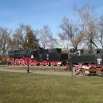 Muzeu locomotive 10