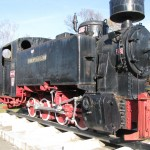 Muzeu locomotive 11