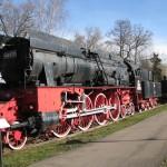 Muzeu locomotive 15
