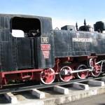 Muzeu locomotive 9