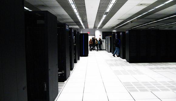 supercomputer uvt