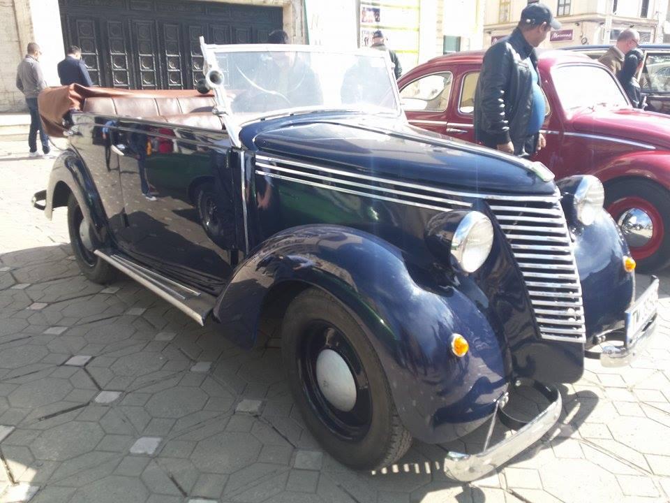 masina de epoca