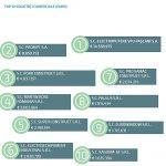 buget top 10 societati comerciale