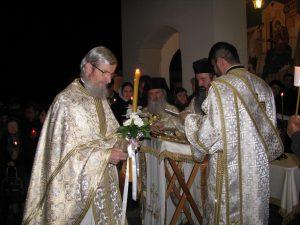 Invierea la Manastirea Sag 11