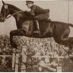 Henri Rang, pe calul Delfi