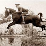 Henri Rang, pe calul Delfi 5