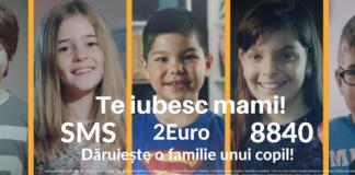 campanie ador copiii