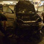 iulius mall incendiu masina (1)