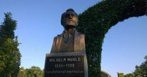 bustul-lui-wilhelm-muhle
