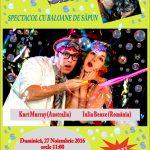 bubbleshow-timisoara