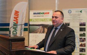 Cosmin Alin Popescu, rector USAMVB Timisoara 02 Conferinta Exploatatii Pomicole si viticole, tehnologii de infiintare si exploatare