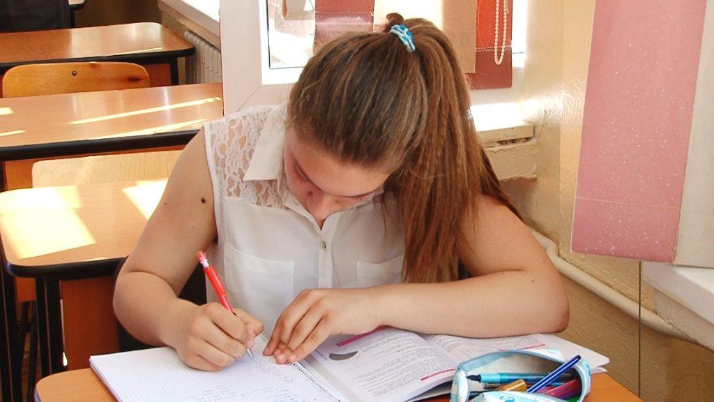 Elevii timișeni simulează examenele naționale.Still007