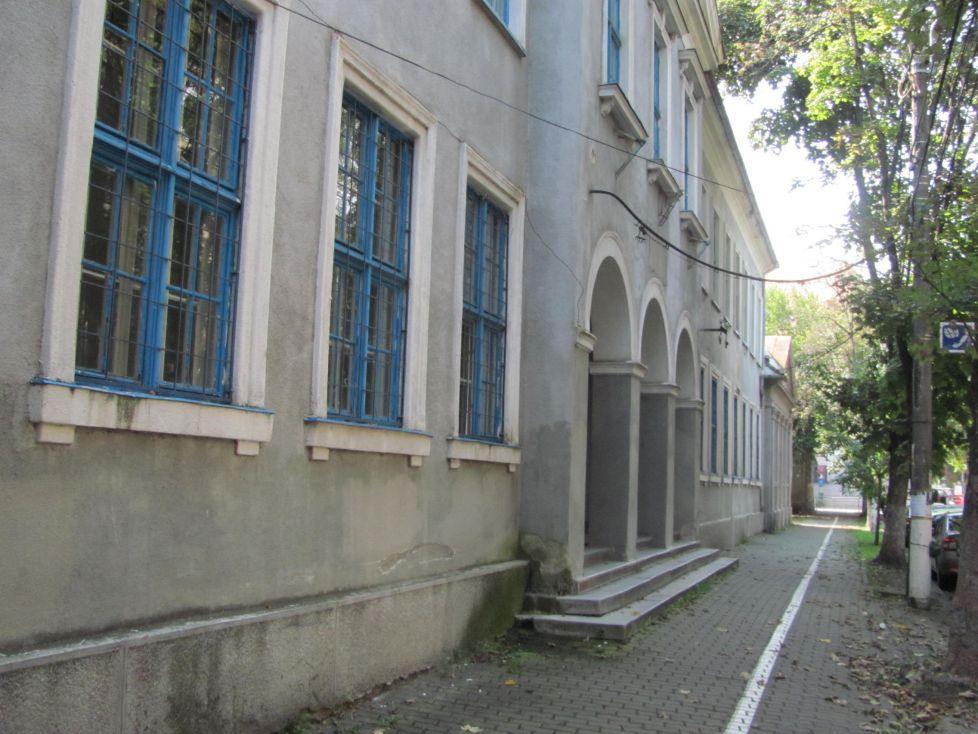 Liceul israelit arte din Timisoara