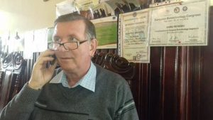 Pana cand ne vom vinde tara -prof. dr. Doru Petanec directorul DAJ Timis