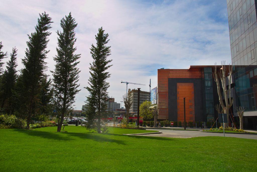 Amenajari peisagistice Iulius Mall 5