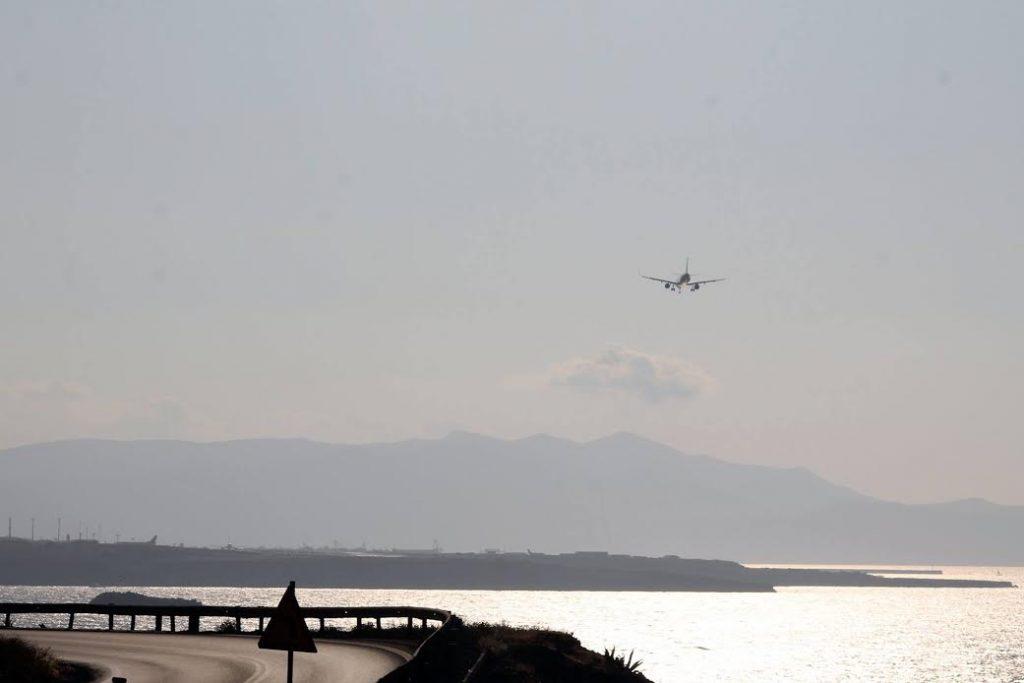 Avioane in zbor