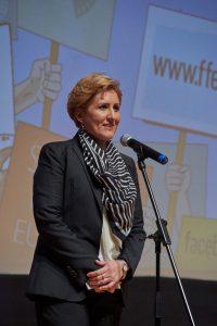 Liliana Țuroiu, președinte ICR - foto credit Sorin Nainer