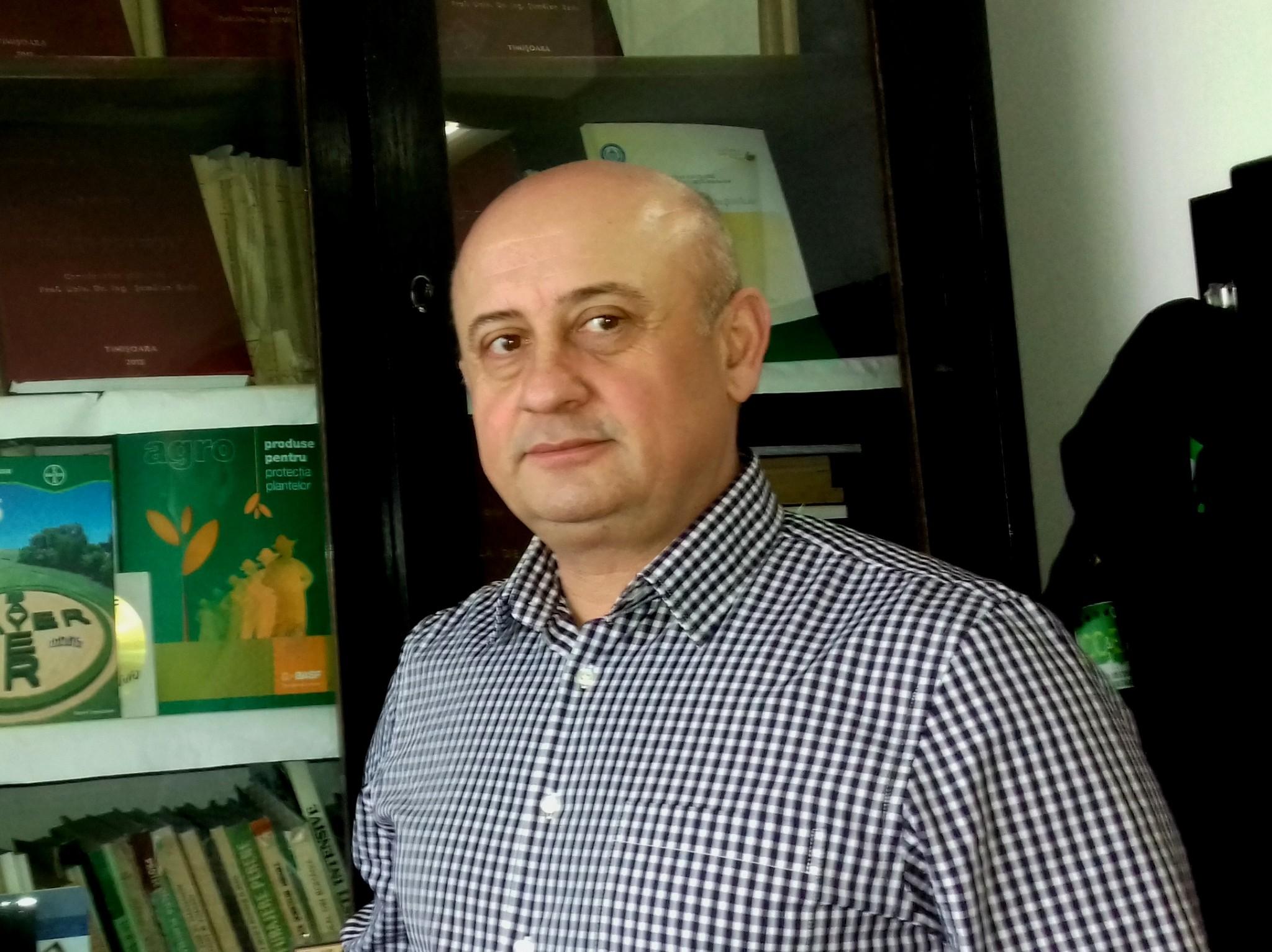 SOS pamantul -prof. univ. dr. Radu Sumalan