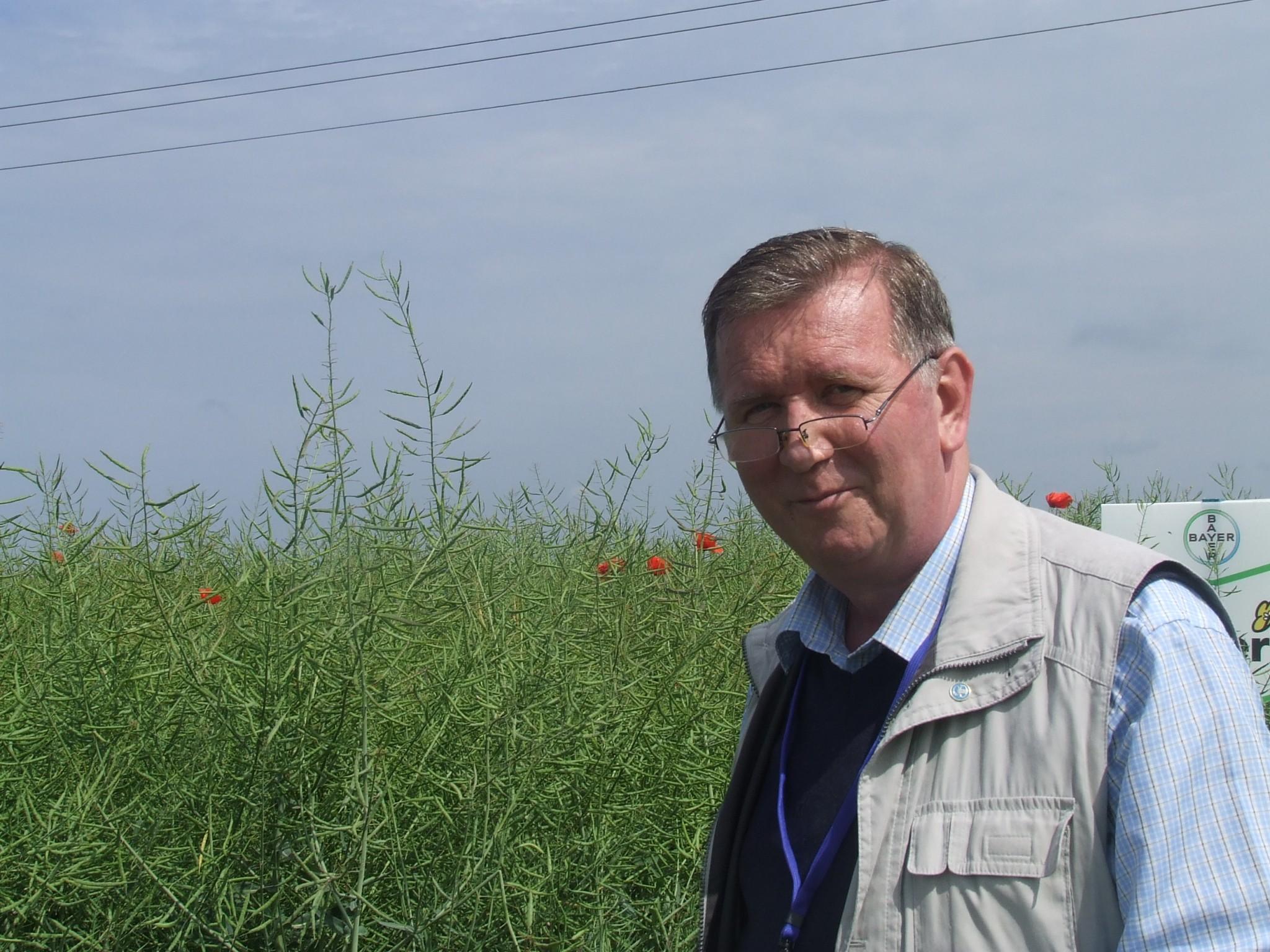 Loeria agriculturii din Timis - doru-petanec directorul DAJ Timis