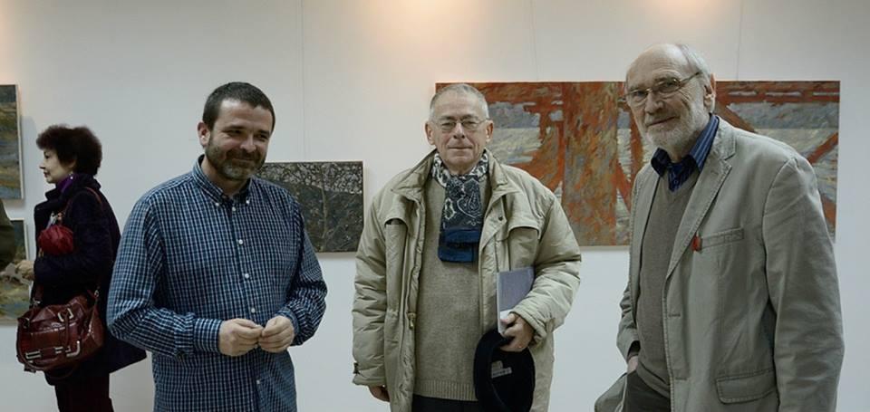 Andrei Rosetti Sorin Costina si Constantin Flondor