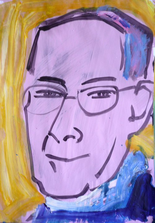 Sorin Costina portret de Murivale