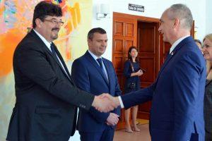 Ambasador Serbia la Resita 3