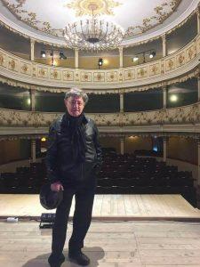 Aniversare Teatru Oravita 1 Caramitru