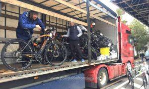 biciclete camion