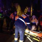Accident cu trei raniti pe str Linistei din Timisoara (10)