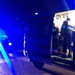 Accident cu trei raniti pe str Linistei din Timisoara (3)