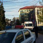 Ambulanța a intervenit de urgență pentru o persoană tăiată (3)