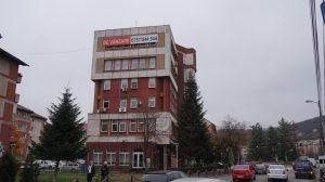 Clădirea SISEE de pe Bd AI CUza din Resita, scoasa la vanzare (1)