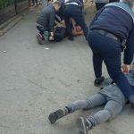 Scandal cu bătaie si cutie in Complexul Studentesc (12)
