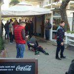 Scandal cu bătaie si cutie in Complexul Studentesc (14)