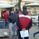 Scandal cu bătaie si cutie in Complexul Studentesc (18)