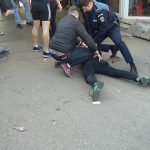 Scandal cu bătaie si cutie in Complexul Studentesc (4)
