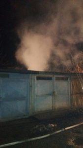 incendiu baraca