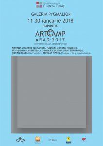 1 afis Art Camp