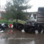 ATV de 10000 de euro furate din Franta depistate la Cenad (2)