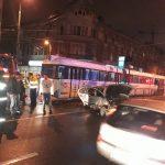 Accident tramvai Timisoara FOTO ISU Banat (2)