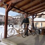 Arad bicicleta usoara lemn sodol (1)