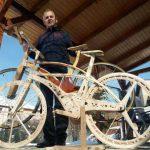 Arad bicicleta usoara lemn sodol (2)