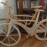 Arad bicicleta usoara lemn sodol (3)