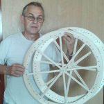 Arad bicicleta usoara lemn sodol (4)