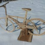 Arad bicicleta usoara lemn sodol (6)