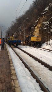 cale ferata stanci