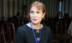 Mihaela Bălgrădean, șefa secției Nefrologie Pediatrică